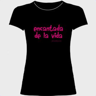 Camiseta para transmitir buenas vibraciones