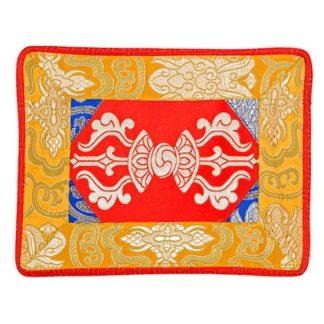 Comprar tapete brocado budista para altar