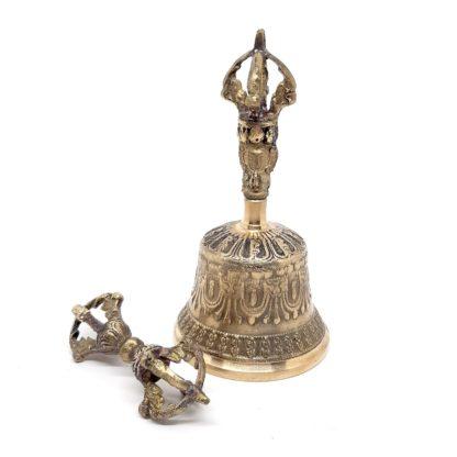 Comprar campana tibetana y dorje