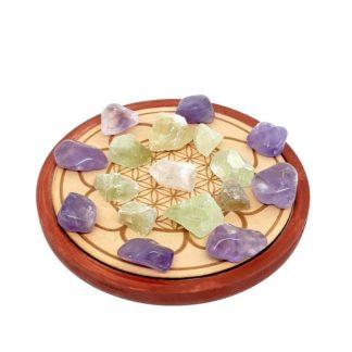 Comprar rejilla de cristales para la sanación
