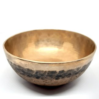 Comprar cuenco tibetano de 7 metales para masaje y relajación profunda