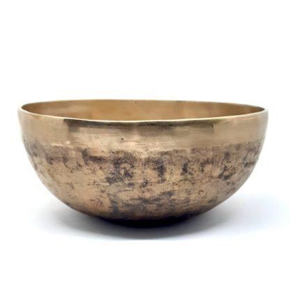 Cuenco tibetano artesanal de 7 metales RE